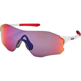 Oakley EVZero Path Brillenglas, matte white/prizm road